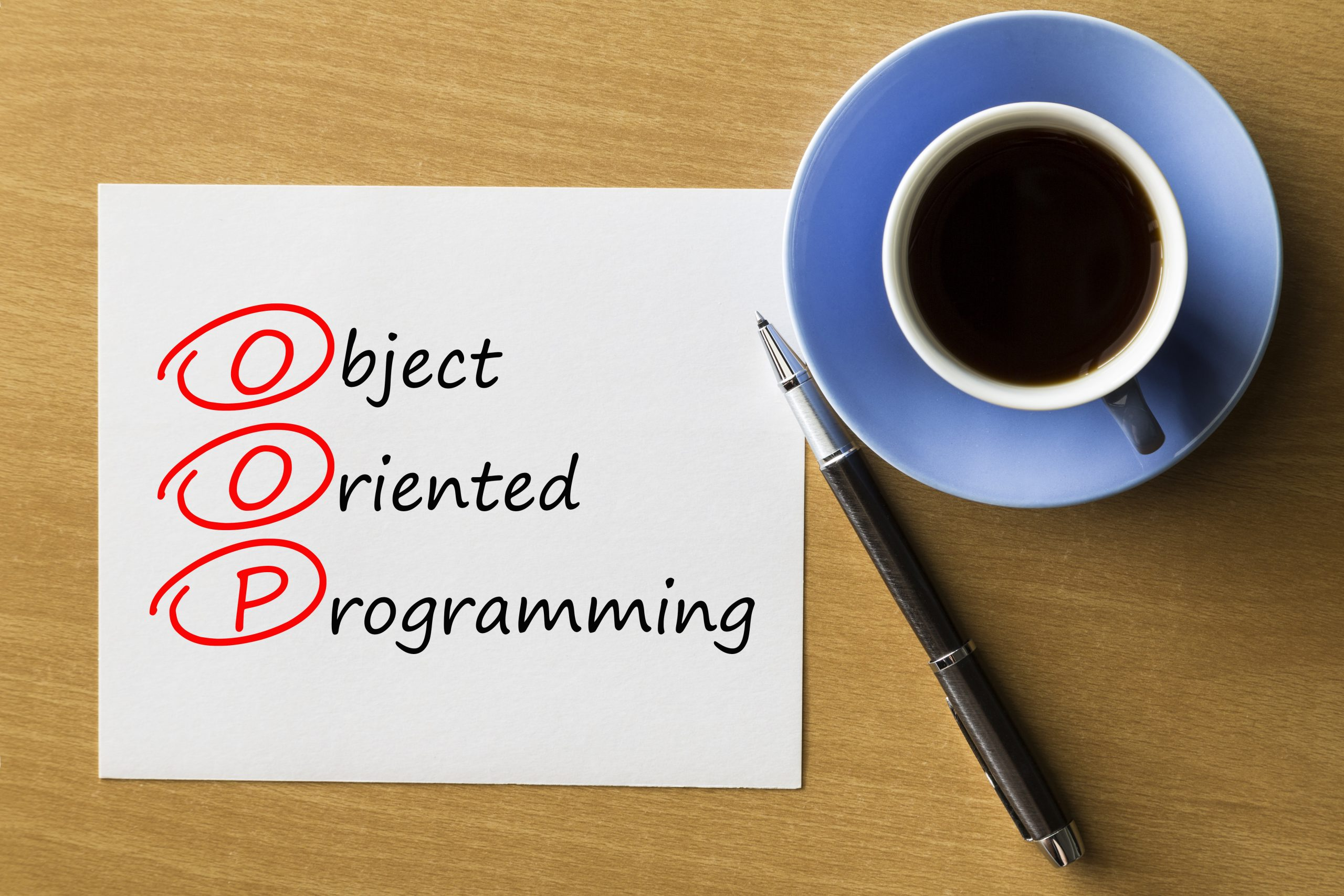 object-oriented-programing